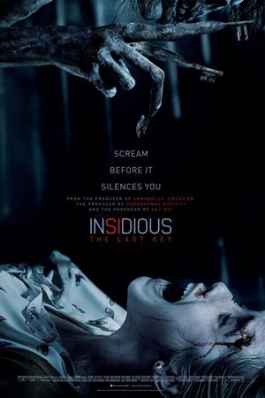 Jadwal INSIDIOUS: THE LAST KEY di Bioskop