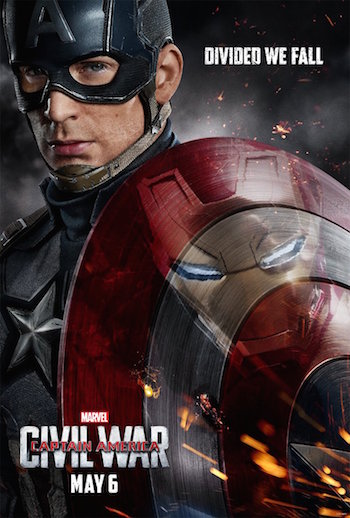 Download Captain America Civil War 2016 Dual Audio Hindi 720p HDTC