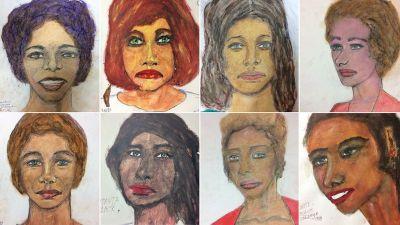 El asesino en serie Samuel Little dibuja a sus víctimas para ayudar al FBI a solventar los asesinatos