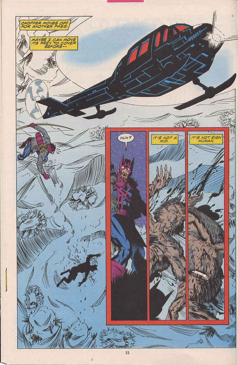 Hawkeye (1994) Issue #1 #1 - English 18