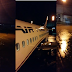 Photos: Runway at Enugu airport flooded with water after rainfall