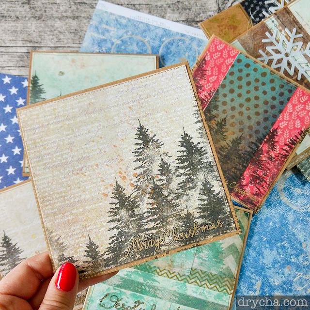 Kartki bożonarodzeniowe 2016