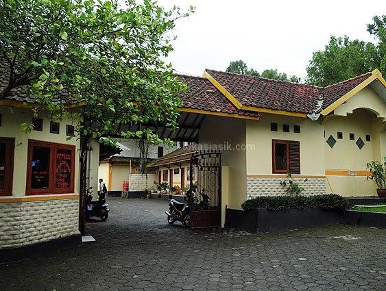 Hotel Seblender Indah Bandungan Semarang Jawa Tengah Ini Adalah Salah Satu Yang Berada Di Kawasan