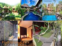 Hotel untuk Para Backpacker di Ubud Bali
