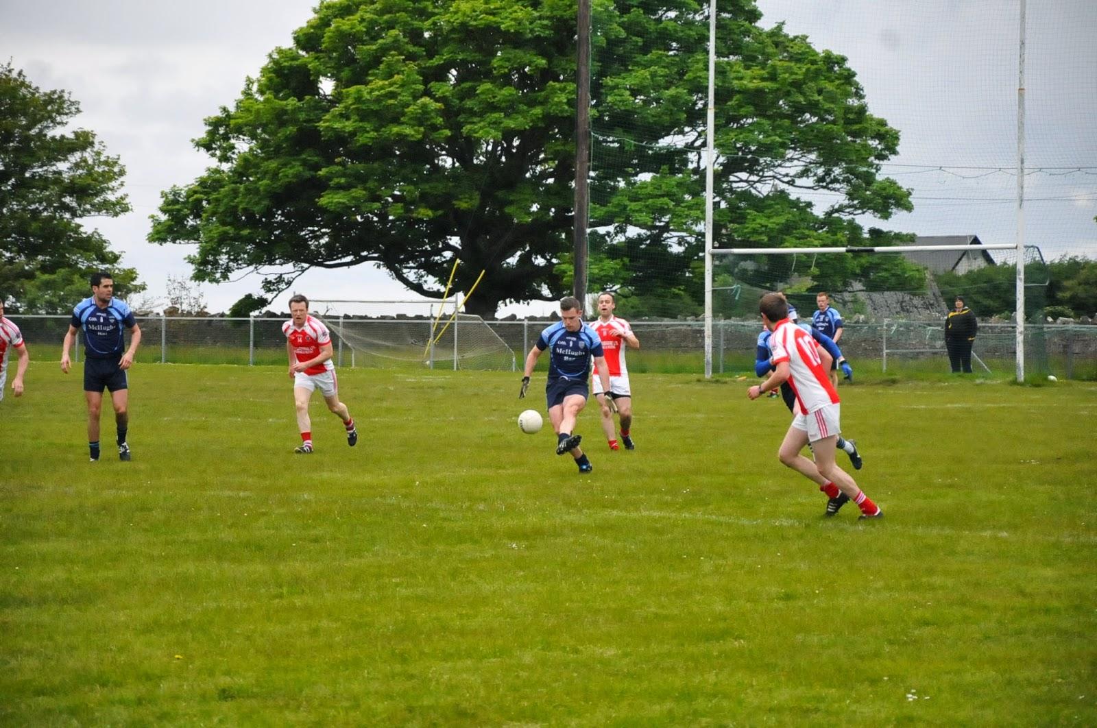 St John's G A A  Club Sligo : May 2014