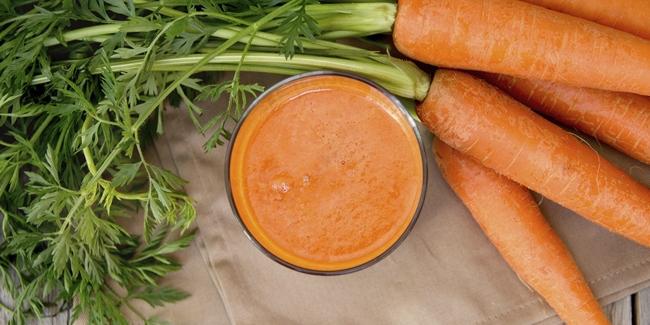 Cara merawat kulit secara alami dengan masker wortel