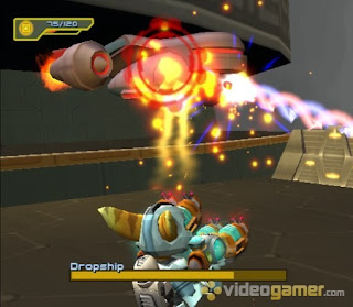 Ratchet & Clank: Size Matters (PS2) 2008