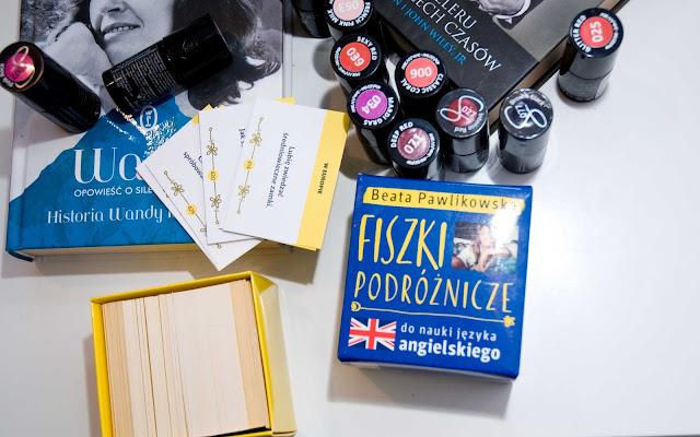 fiszki angielski podróże