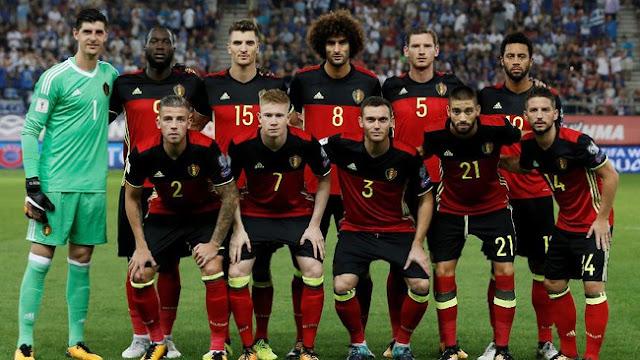 Tak Ada Nainggolan di Skuat Bayangan Belgia untuk Piala Dunia 2018