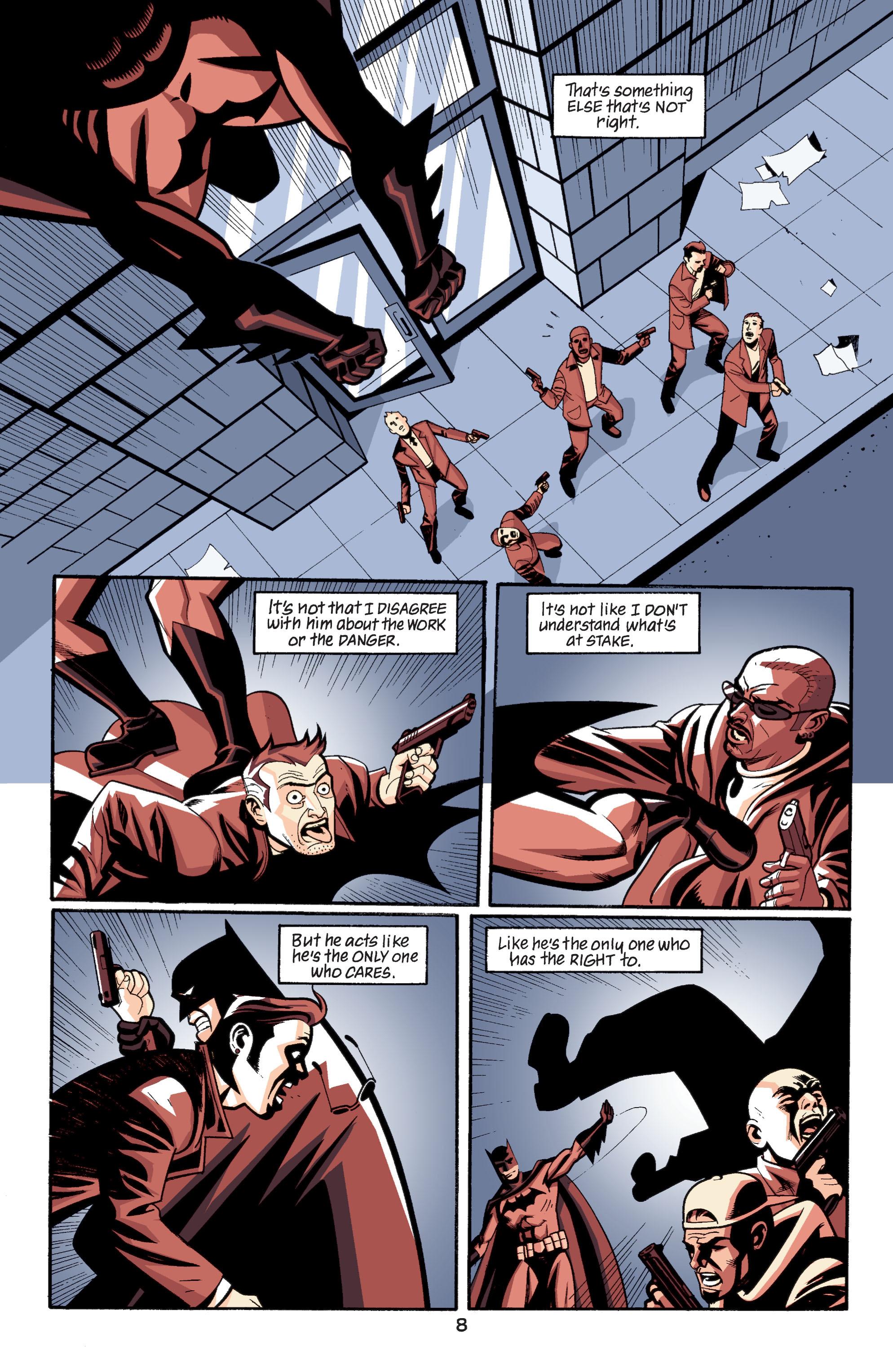 Detective Comics (1937) 764 Page 8