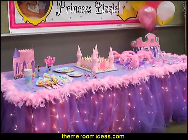 Princess Party Themes  Princess Party Supplies  Princess Royalty Party Supplies