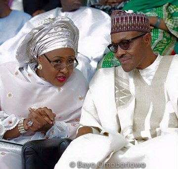 Female CABALS Fights Buhari Dirty Over Office Of The First Lady