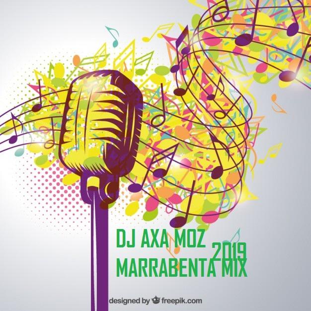 DJ AXA MOZ - Marrabenta Mix 2019