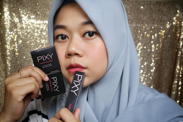 review pixy tint me, beauty blogger bandung febtarinar.com