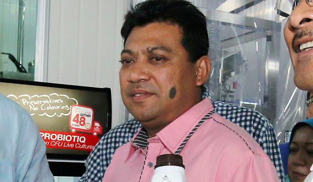 Ismail-Mohamed-Umno-Pagoh