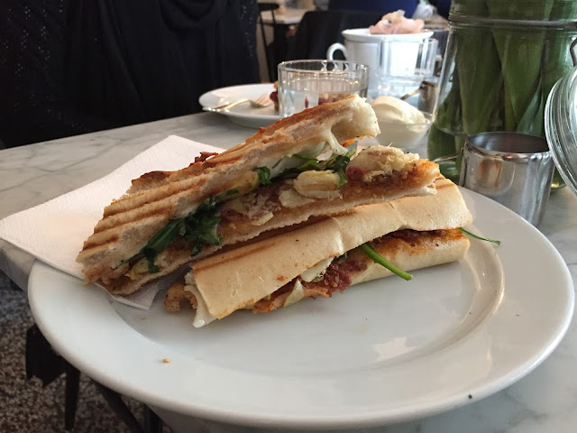 Aunt Benny - Antipasti Sandwich