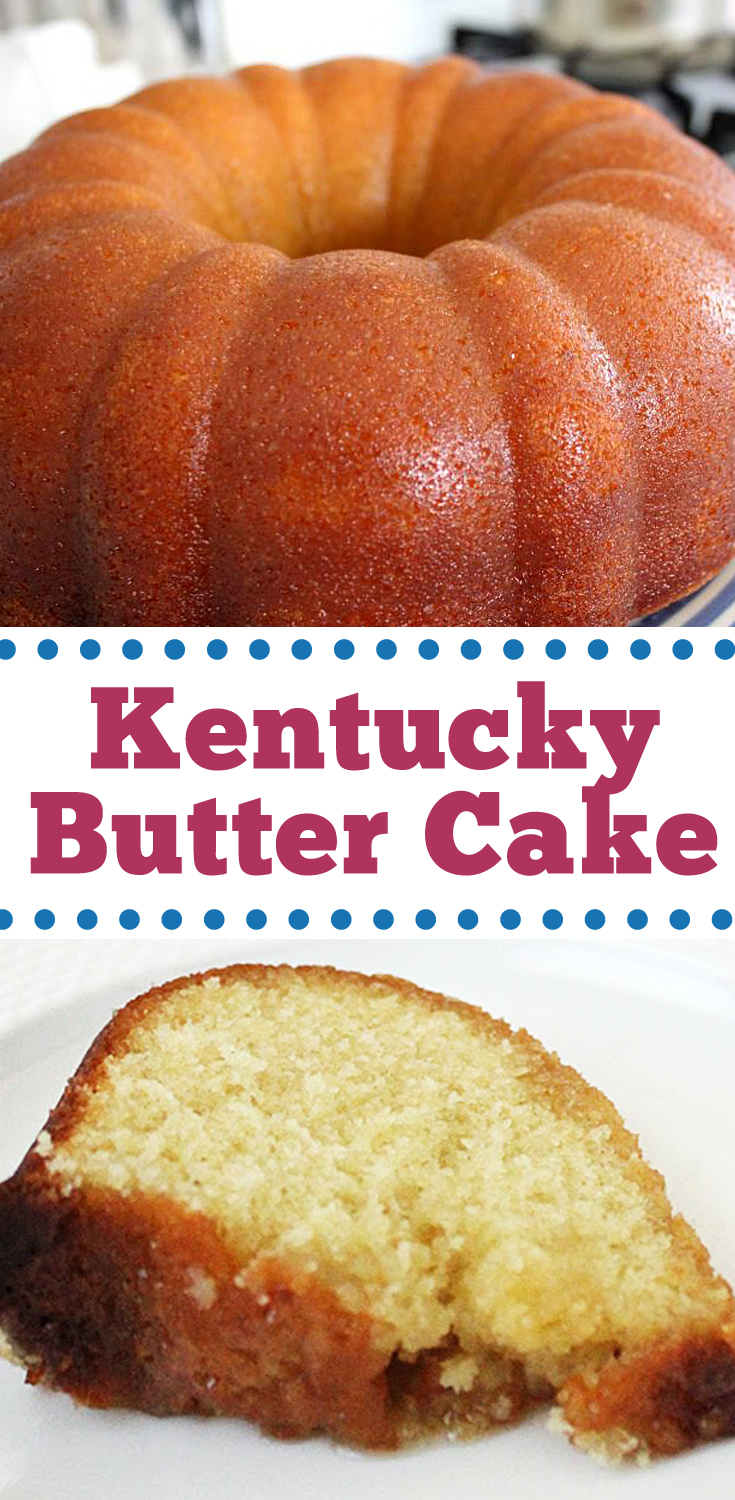 Kentucky Butter Cake Matilda