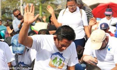 Clamor por La Paz y La Familia en Panamá