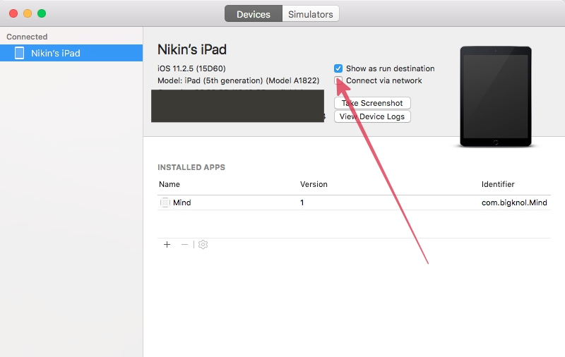 How to Enable Wireless Debugging in Xcode For iOS Development - BigKnol
