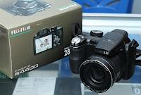 Jual Fujifilm S4400 Prosumer Bekas