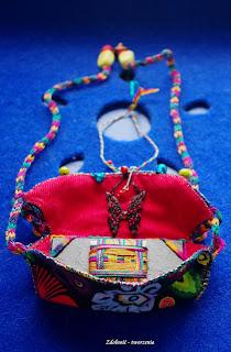 Gał amulet tybetański.
