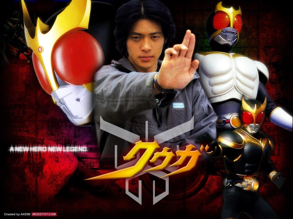 Hình ảnh Kamen Rider Kuuga
