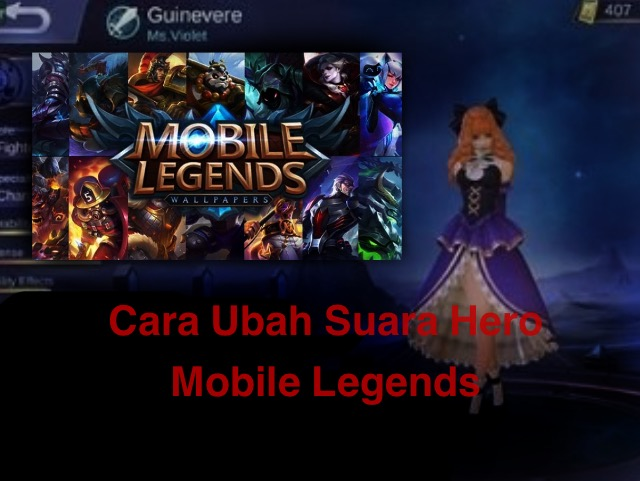 ubah suara hero game mobile legends