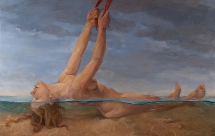 Американский художник. Alia E. El-Bermani