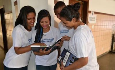 Pré-vestibular gratuito, Universidade Para Todos abre vagas em Jequié