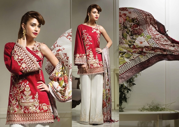 Anaya Luxury Eid Lawn 2017