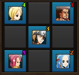 Formation To Against Boss Kraken And Punk Dragon In Pirate King Online 3