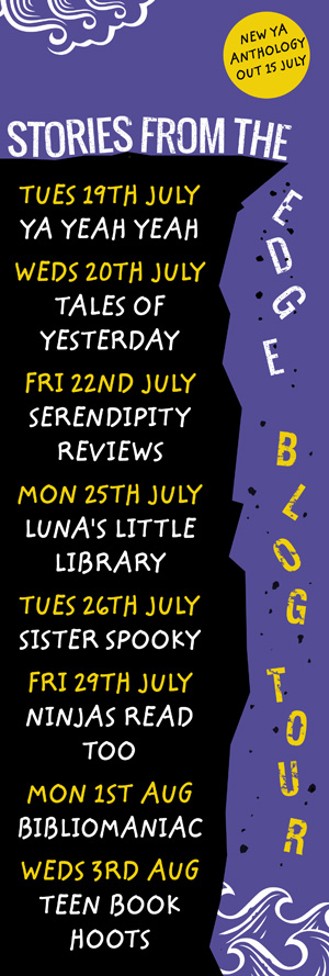 Follow the anthology Blog Tour