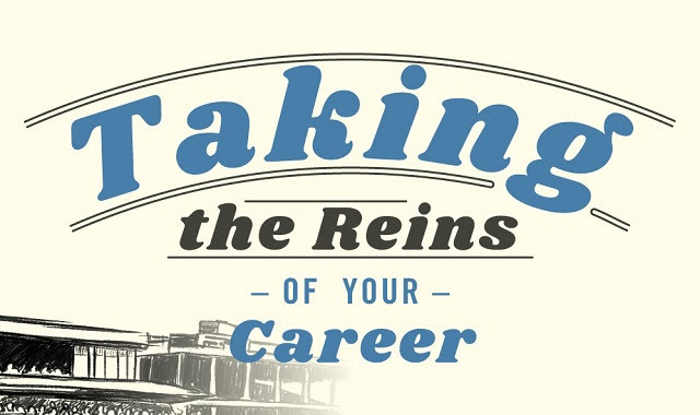 Taking The Reins of Your Business Career