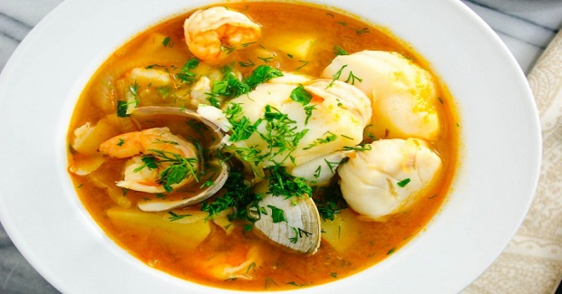 Seafood Stew Recipe