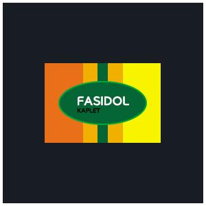 Fasidol : Paracetamol 500 mg Kaplet
