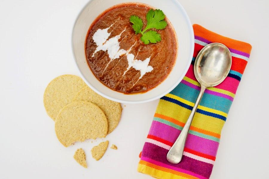 tomato blender soup