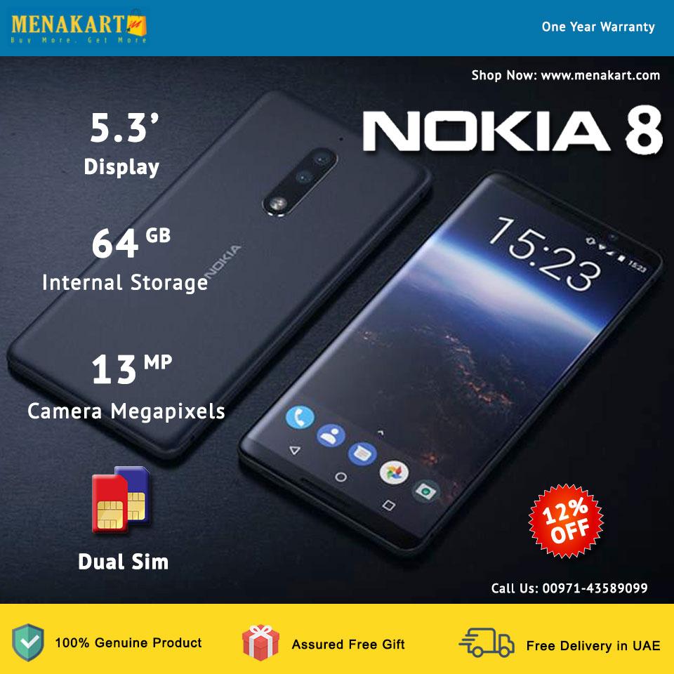 Online Shopping in Dubai: Shop Nokia Mobile Phones online at