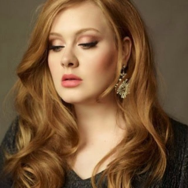 Adele Blonde Hair Color