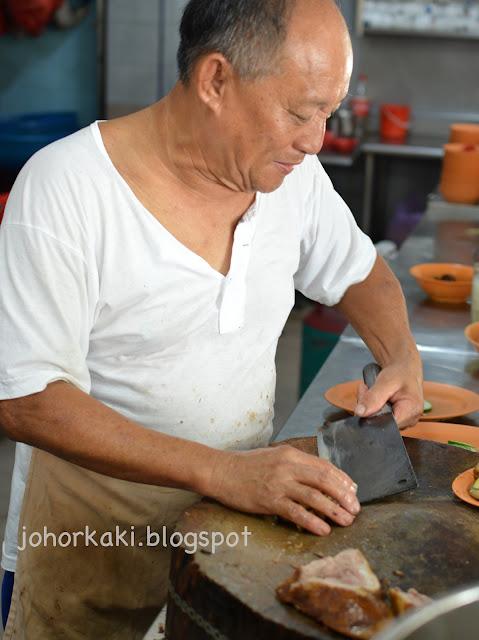 Skudai-Famous-Duck-Rice-MIS-士古来鴨肉