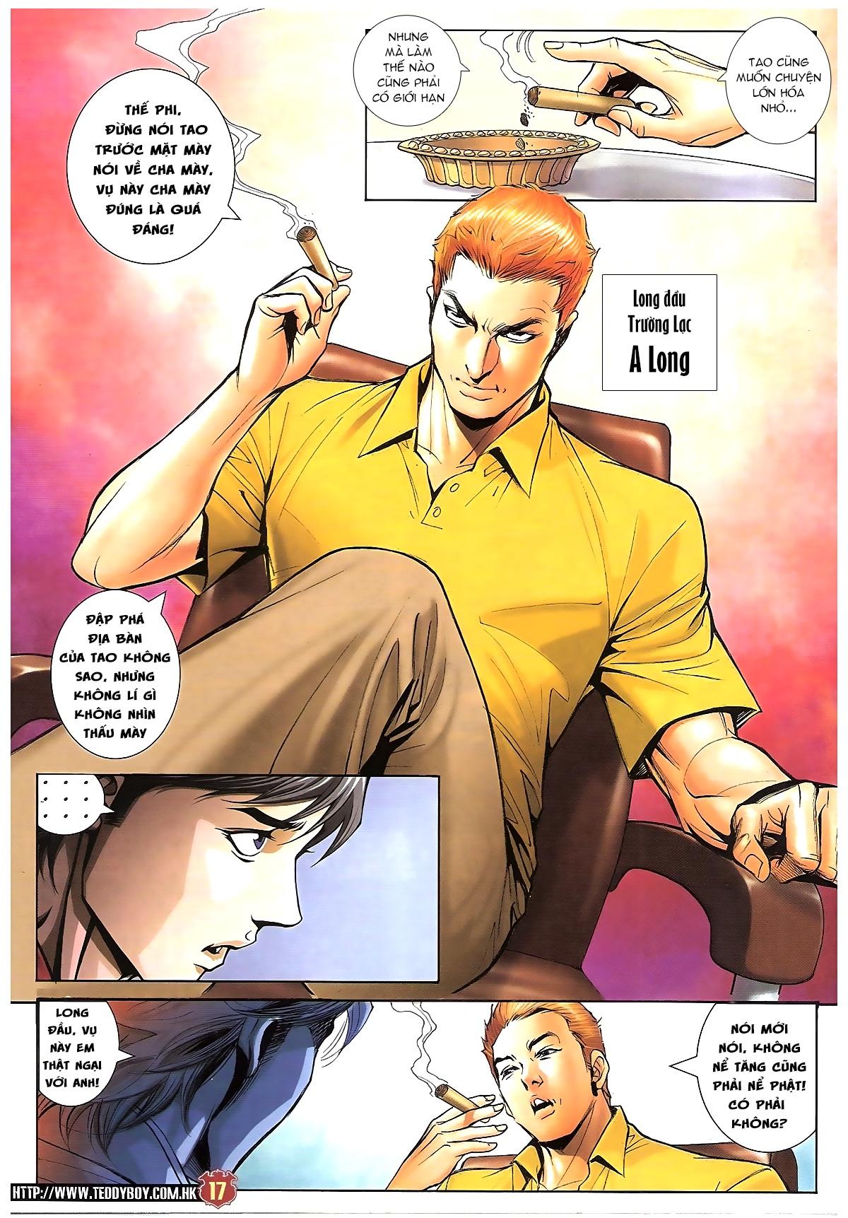 Người Trong Giang Hồ - Chapter 1619: Nhân sinh bách luyện cương - Pic 15