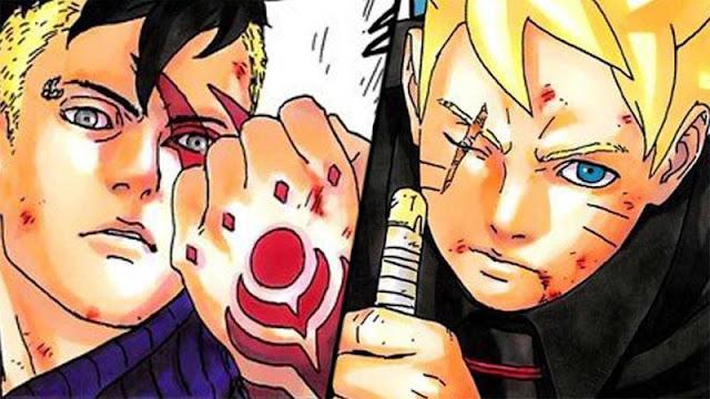 """Mengungkap Identitas Kawaki, Benarkah Dia """"Anak"""" Naruto dan Sasuke!?"""