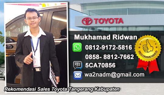 Toyota Tangerang Kabupaten