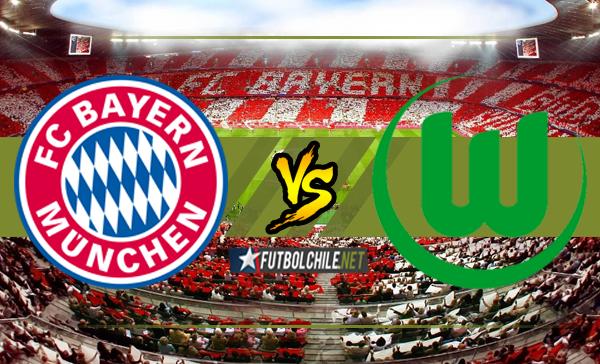 Bayern Munich vs Wolfsburgo