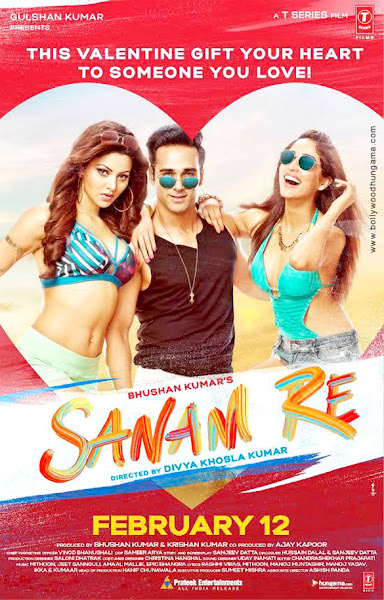 Sanam Re (2016) Movie Poster No. 4