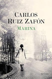 Especial Zafón | Reseña: Marina, de Carlos Ruiz Zafón
