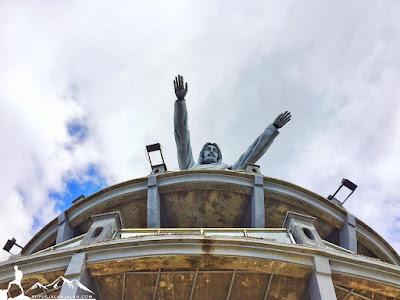patung yesus tertinggi di dunia