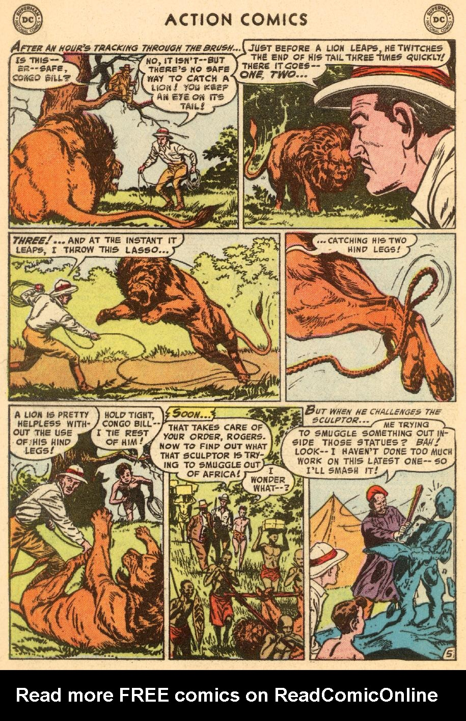 Action Comics (1938) 206 Page 31