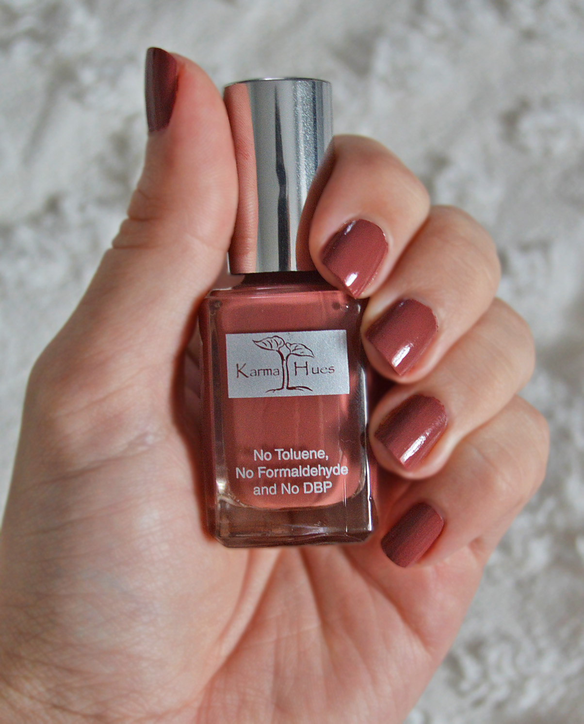 Beauty Review : Karma Hues Nail Polish & L\'Oreal Paris Infallible ...