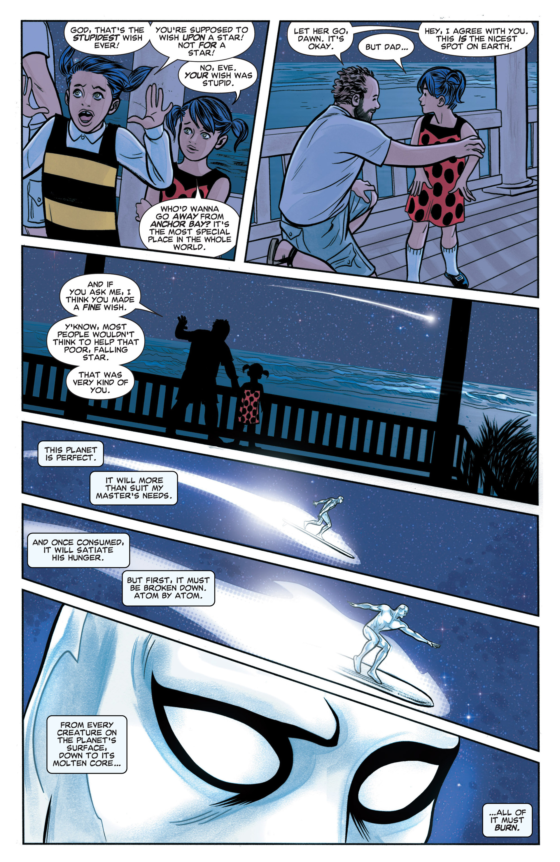 Read online Silver Surfer (2014) comic -  Issue #1 - 3