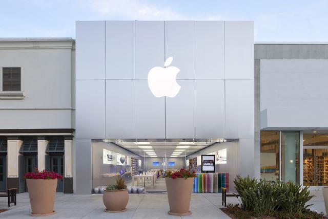 Loja da Apple em San Diego